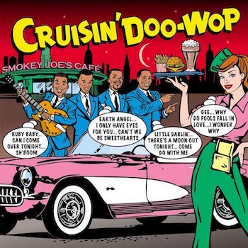 V.A. - Cruisin' Doowop ( 3 cd's )