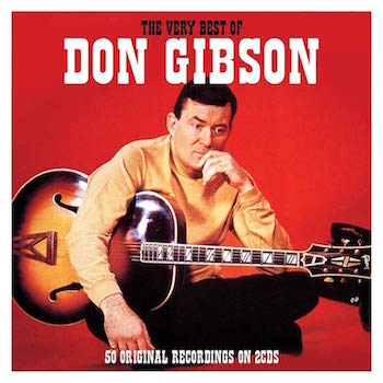 Gibson ,Don - The Very Best Of Don Gibson ( 2cd's )