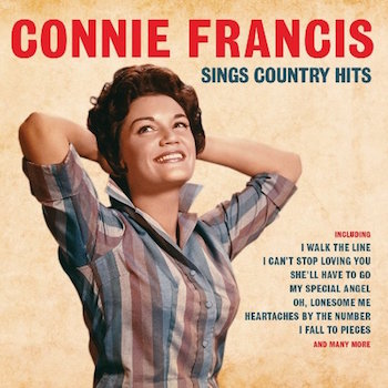 Francis ,Connie - Sings Country Hits ( 2 cd's )