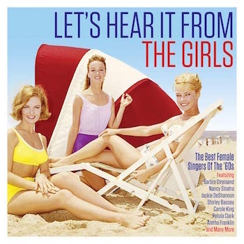 V.A. - Let's Hear It From The Girls ( 2 cd's)