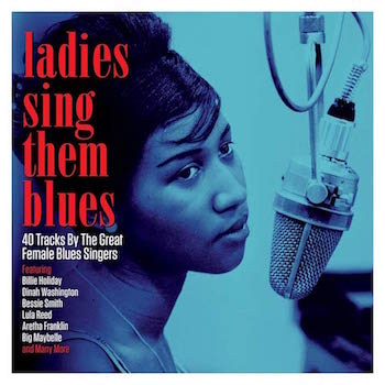 V.A. - Ladies Sing Them Blues ( 2 cd's )
