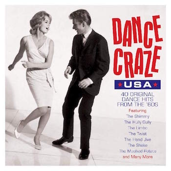"V.A. - Dance Craze "" USA "" (2 cd's )"