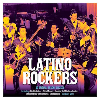V.A. - Latino Rockers ( 2 cd's )