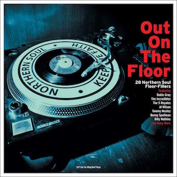 V.A. - Out On The Floor ( Ltd Color Lp )