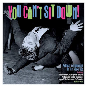 V.A. - You Can't Sit Down ! ( 3cd's )