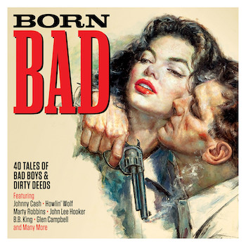 V.A. - Born Bad ( 2 cd's )