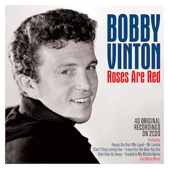 Vinton ,Bobby - Roses Are Red ( 2 cd's )