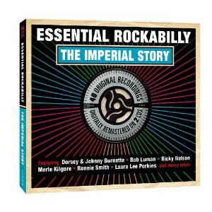 V.A. - Essential Rockabilly : The Imperial Story 2cd's