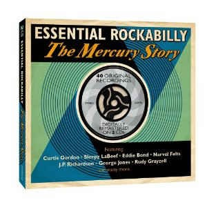 V.A. - Essential Rockabilly : The Mercury Story 2cd's
