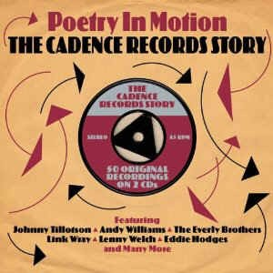 V.A. - Poetry In Motion : The Cadence Records Story