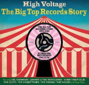 V.A. - High Voltage : The Big Top Story