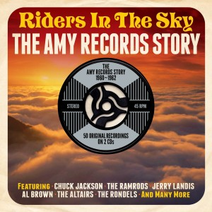 V.A. - Riders In The Sky : The Amy Records Story 1960-1962