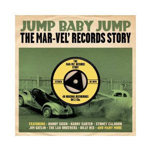 V.A. - Jump Baby Jump : The Mar-Vel Record Story