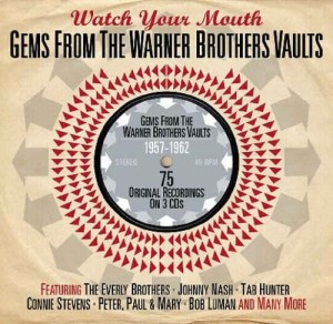 V.A. - Watch Your Mouth : Gems From The Warner Brothers..