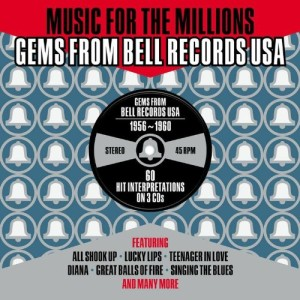 V.A. - Music For The Millions : Gems From Bell Records Usa
