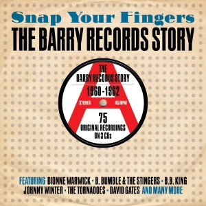 V.A. - Snap Your Fingers : The Barry Records Story 1960-1962