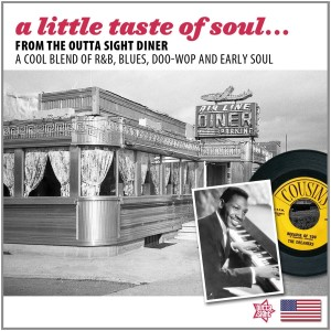V.A. - A Little Taste Of Soul : From The Outta Sight Dinner