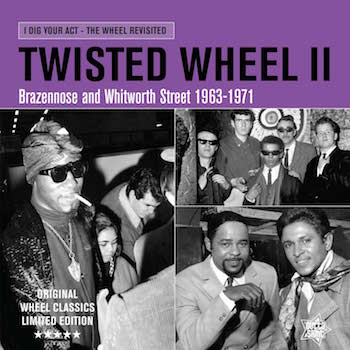 V.A. - Twisted Wheel II : Dig You Act ( ltd Lp )