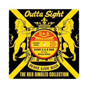 V.A. - Outta Sight The R&B Singles Collection : Vol 2