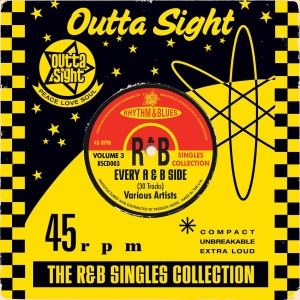 V.A. - Outta Sight The R&B Singles Collection : Vol 1