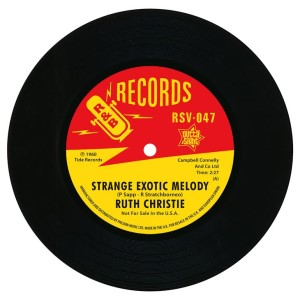 Christie ,Ruth - Strange Exotic Melody + 1