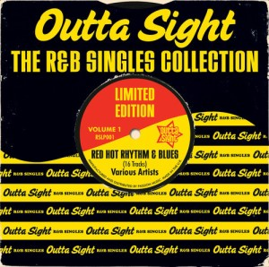 V.A.- Outta Sight : The R&B Singles Collection ( lp)