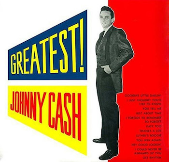 Cash ,Johnny - Greatest (ltd 180gr)