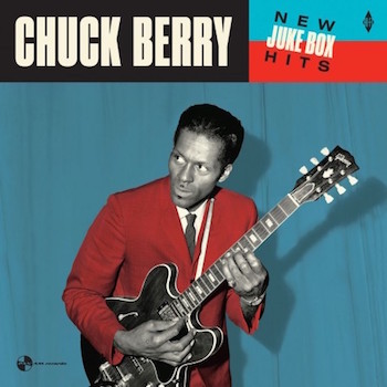 Berry ,Chuck - New Juke Box Hits ( Ltd 180gr lp)