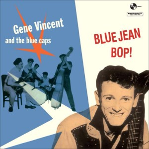 Vincent ,Gene - Blue Jean Bop ! ( ltd 180gr Vinyl lp)