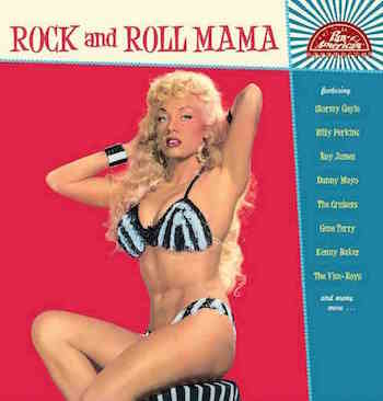 V.A. - Rock And Roll Mama