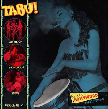 V.A. - Tabu Vol 4 :Exotic Music To Strip By (Ltd Lp )