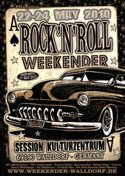V.A. - 11th Rock'n'Roll Weekender Walldorf