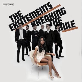 Excitements ,The - Breaking The Rule ( Ltd lp )