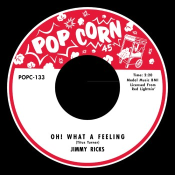 Ricks ,Jimmy / Stafford Jo - Oh! What A Feeling / What A Feeling