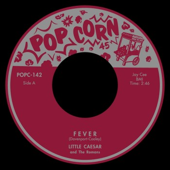 Little Ceasar And The R.. - Fever / Sandra Meade - Fever