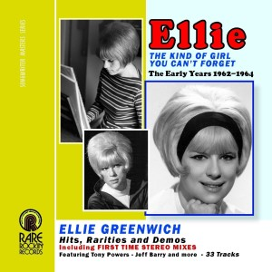 Greenwich ,Ellie - Kind Of A Girl You Can't Forget : The Early..