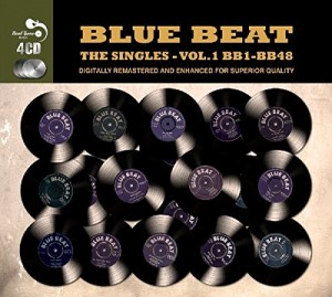 V.A. - Blue Beat Vol 1 : The Singles BB1-BB48