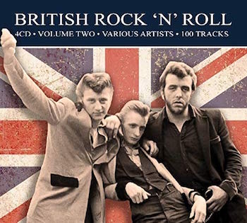 V.A. - Britsch Rock'n'Roll Vol 2 ( 4 cd's )