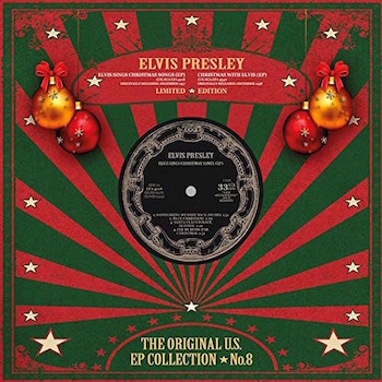 "Presley ,Elvis - The Original U.S. Ep Collection 8 (10"" color )"