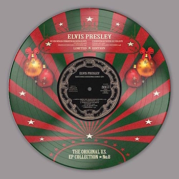 "Presley ,Elvis - The Original Ep Collection 8 ( 10"" pict disc )"