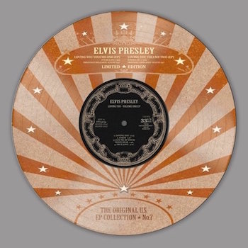 "Presley ,Elvis - The Original Ep Collection 7 (10"" Picture Disc"