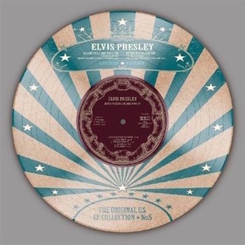 "Presley ,Elvis - The Original U.S. Ep Collection 5 (10"" pict d)"