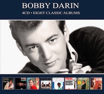 Darin ,Bobby - Eight Classic Albums ( 4 cd's )