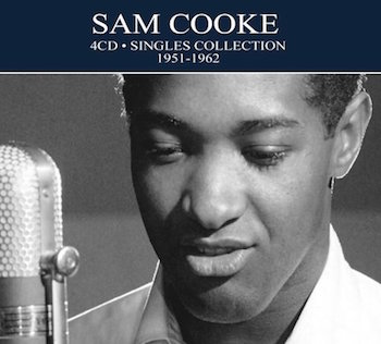 Cooke ,Sam - Single Collection ( 4 cd's)