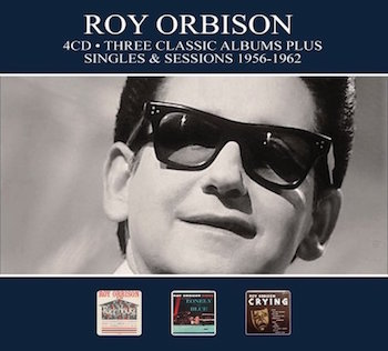 Orbison ,Roy - 3 Classic Albums Plus Single & Sessions...
