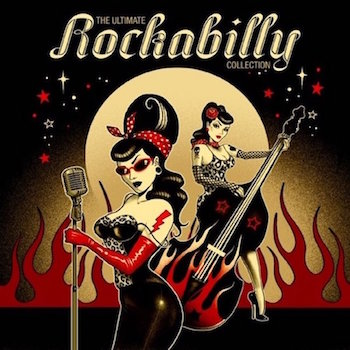 V.A. - Ultimate Rockabilly Collection ( 6 cd box )