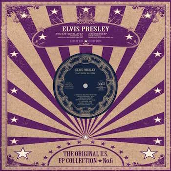 "Presley ,Elvis - The Original Ep Collection 6 (10"" color )"