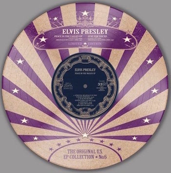 "Presley ,Elvis - The Original Ep Collection 6 ( 10"" pict disc )"