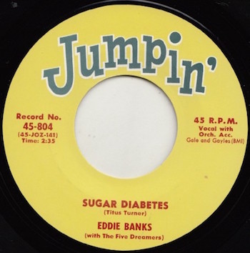 Banks ,Eddie / Filelds ,Ernie - Sugar Diabetes / Teen Flip