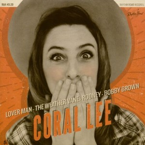 Coral Lee - Ep Coral Lee : Lover Man + 3 (ltd Ep )